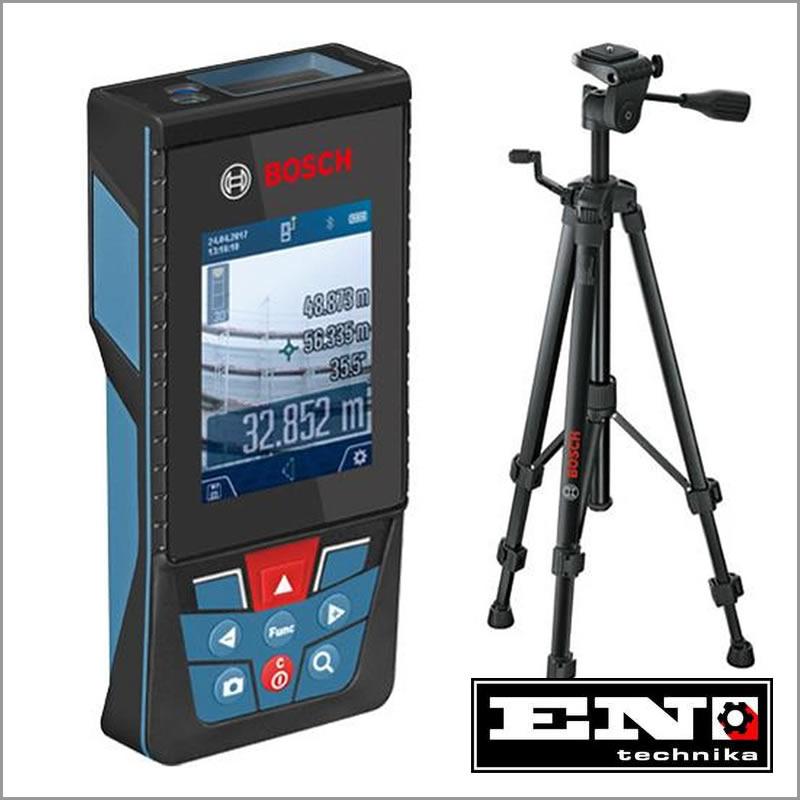 Laserový merač Bosch GLM 120 C Pro