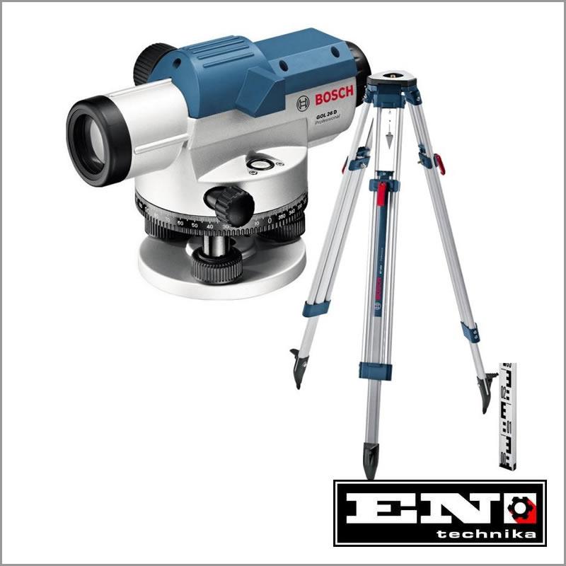 Nivelačný prístroj Bosch GOL 26 G Pro
