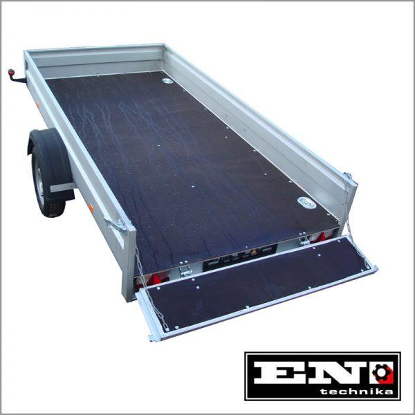 Prívesný vozík Bán PV 01-12V