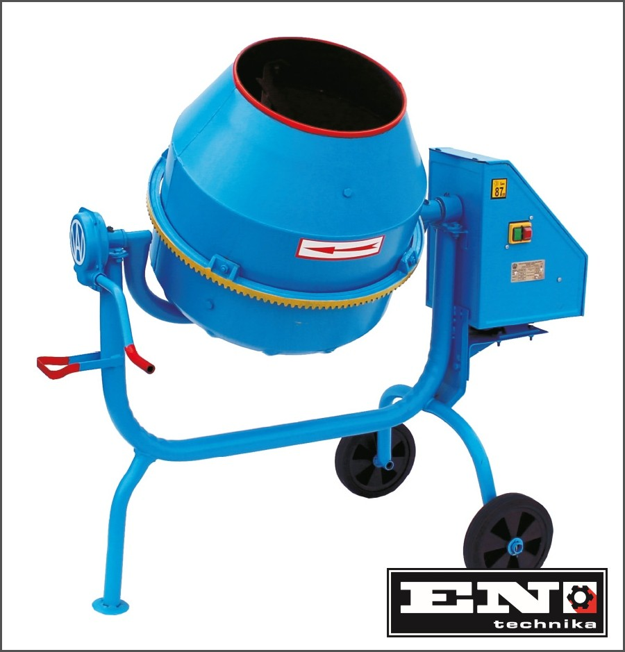 Stavebná miešačka AGRO-WIKT BWJ-160